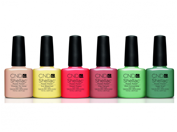 cnd-shellac-open-road-collection