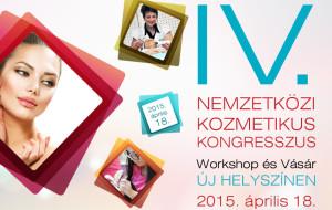 Közeleg a IV. Nemzetközi Kozmetikus Kongresszus