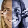 Láthatóvá tették a láthatatlant: bőrünk és az UV sugárzás