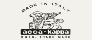 Acca Kappa Made in Italy